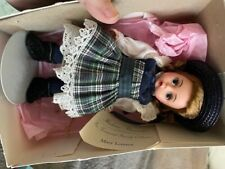 New Listingmadame alexander dolls lot of 5, Mary Lennox, Bride, Fairies + more