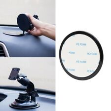 Car Dashboard Suction Cup Mount Base Adhesive Disc For Phone Tablet GPS Stand