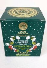 Natura Siberica Scrub for face radiance FROZEN LIMONNIK NANAI 100 ml / 3.4 fl.oz