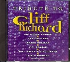 V/A Tribute To Cliff Richard - CD, Perry Como, P.P. Arnold, Bobby Freeman, + NEW