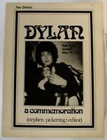 Bob Dylan A Commemoration Magazine Edited by Stephen Pickering  July 1971