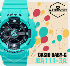 Casio Baby-G New Street Fashion Neon Watch BA111-3A AU FAST & FREE*