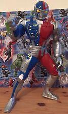 """VR Troopers Ryan Steele 15"""" Figure Saban 1994"""