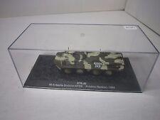 AD187 ALTAYA MILITAIRE CHAR BTR-80 98 AIRBORNE DIVISION KFOR  1/72 PANZER