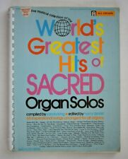 World's Greatest Hits of Sacred Organ Solos