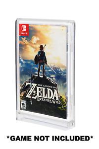 Nintendo Switch Game Acrylic Display Case