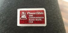 Powerglide Connoisseur Cue Replacement Badge