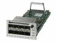 New Cisco C3850-NM-8-10G 3850 Network Expansion Module Gigabit For 3850 Switch