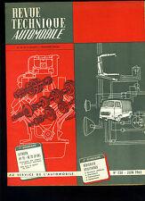 (C14) REVUE TECHNIQUE AUTOMOBILE CITROEN HY72 - HZ 72 (9CV)