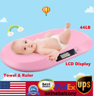 Digital Baby Pet Weight Scale 20kg for Toddler Health Infant Scale w/Towel&Ruler