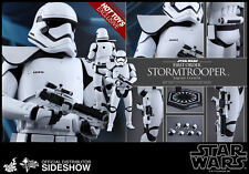 Hot Toys MMS 316 Star Wars VII First Order Stormtrooper Squad Leader Exclu neuf