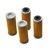4x Oil Filter For KTM 450 EXC Six Days 10-11 450 EXC-F 17 450 EXC-F Six Days 17