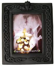 Irish Celtic Wedding Picture Frame (12'' x 10'') (BK33) - Island Turf Crafts
