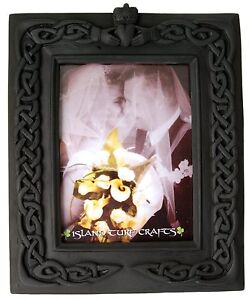 Irish Turf Celtic Wedding Picture Frame (12'' x 10'') (BK33)