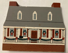 The Cat's Meow 1990 Colonial Virginia Christmas Rising Sun Tavern