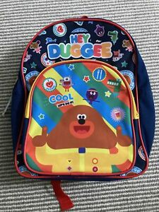 Hey Duggee Child/Toddler Backpack