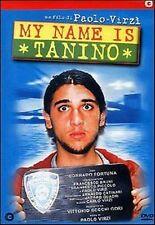 Dvd MY NAME IS TANINO ......NUOVO