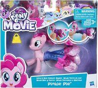 Hasbro My Little Pony the Movie Land & Sea Pinkie Pie Seapony Figure - NEW BOXED