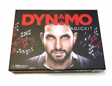 OFFICIAL DYNAMO MAGICIAN MAGIC KIT SET & BOOK OF SECRETS *BRAND NEW*
