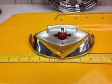 1957-58 OEM Harley Panhead Pan Head Fender Tip FL Vintage Front Original HD Rare