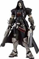 GOOD SMILE COMPANY figma Overwatch Reaper Action Figure w/ Tracking NEW