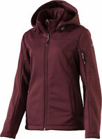 McKinley Damen Wander Freizeit Softshell Jacke FAIRBANKS lila