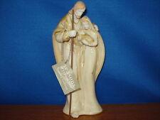 Nativity Earth Tone Mary Joseph Baby ceramic 84409