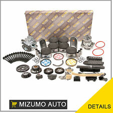 Suzuki XL-7 Grand Vitara 2.7L DOHC H27A Master Overhaul Engine Rebuilding Kit