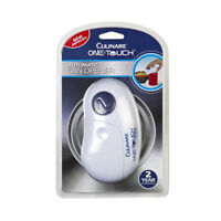 Culinare One Touch Automatic Can Opener White Electric New Improved 2012 Design