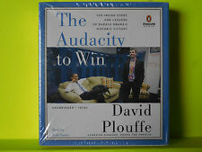 The Audacity to Win : The Inside Story and Lessons of Barack Obama's Historic...