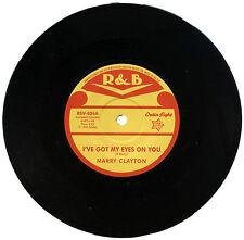 """MARRY CLAYTON  """"I'VE GOT MY EYES ON YOU""""  STUNNING  R&B    LISTEN!"""