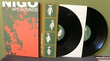 "Nigo ""Ape Sounds"" 2x LP EX Mo' Wax Japan Unkle DJ Krush Shadow BAPE"