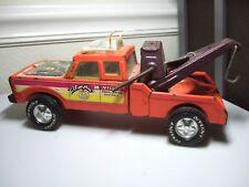 Vintage Nylint Li'l Pumpkin Steel Tow Truck Toy USA