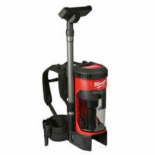 Milwaukee M18 3-In-1 Bare Tool Premium Industrial Backpack Vacuum 0885-20