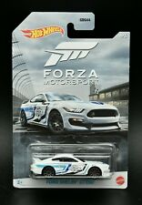 HOTWHEELS FORD SHELBY GT350 - Série FORZA MOTORSPORT - n°4/5 - 2020 -