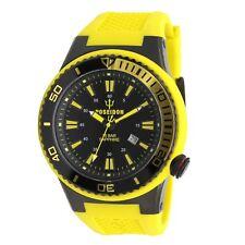 POSEIDON Armbanduhr XL, Analog, Quarz, Silikon, 15Bar, UP00603