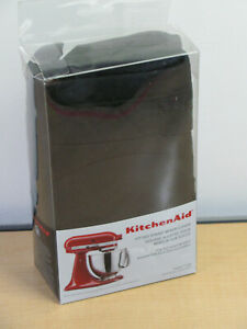 KitchenAid Fitted Stand Mixer Cover Black NEW KSMCT1OB for Tilt Head Models