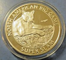 2014 Canada 1 oz Silver $20 Cougar Perched on a Maple Tree SKU #85565