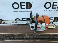 Stihl 046 / MS460 MAGNUM Chainsaw LIGHTLY USED / 77CC Chainsaw / MS461 046