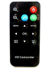 Unbranded HD CAMCORDER REMOTE CONTROL