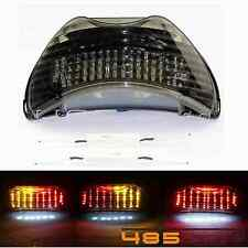 Streetfighter LED Rear Tail Light Turn Signal Smoke For Honda CBR 600 F4 F4i
