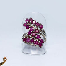 Handmade Not Enhanced Ruby Fine Jewellery