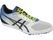 Asics Mens Cosmoracer LD Track Racing ShoesUS 6 White Blue Missing Spikes