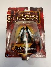 Jack Sparrow With Rifle And Removable Coat 2007 Item No.00024 Asst. No. 00211