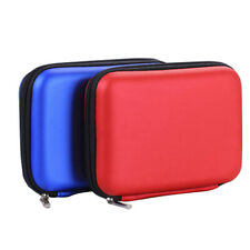 """2.5"""" USB External Cable Hard Drive Disk HDD Cover Pouch Bag Carry Case Portable"""