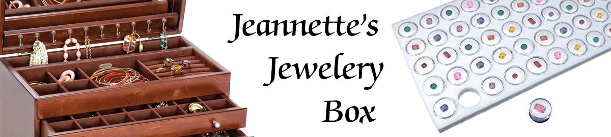 jeannettes jewelry box