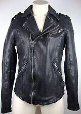 TIGHA ALEN Lederjacke Herren Leather Jacket Bikerstyle Gr.XL NEU mit ETIKETT