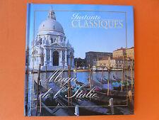 MUSIQUE INSTANT CLASSIQUE N°1 MAGIE DE L'ITALIE CD + LIVRET D'ECOUTE Comme Neuf