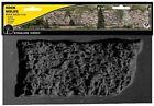 Woodland Scenics C1248 Rock Mold - Rock Face, Flexible, Reusable - NIB
