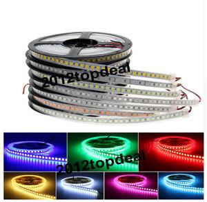 12V 5050 600led Single Row LED strip 120led/M 5M Flexible Light home decoration